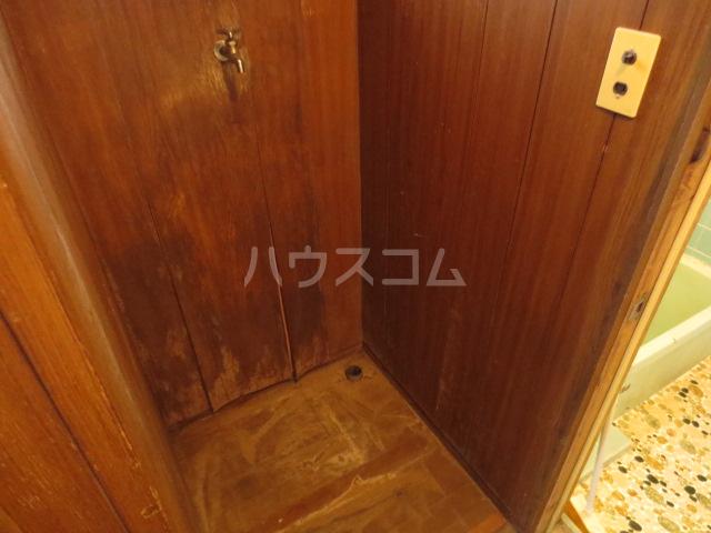 コーポ長島 203号室の設備