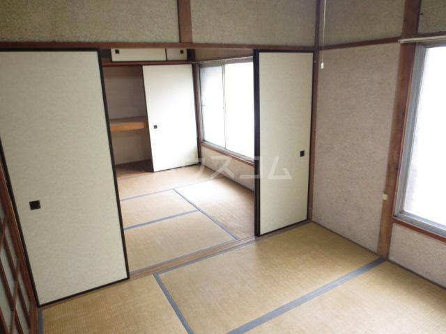 コーポ長島 203号室のベッドルーム