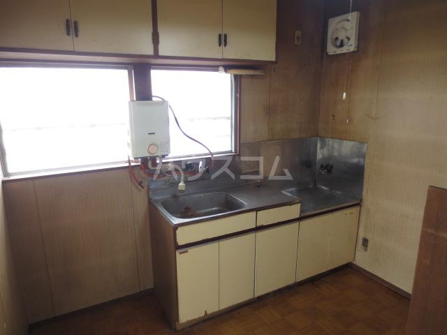 コーポ長島 203号室のキッチン