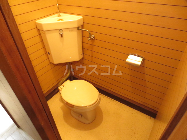 コーポ長島 203号室のトイレ