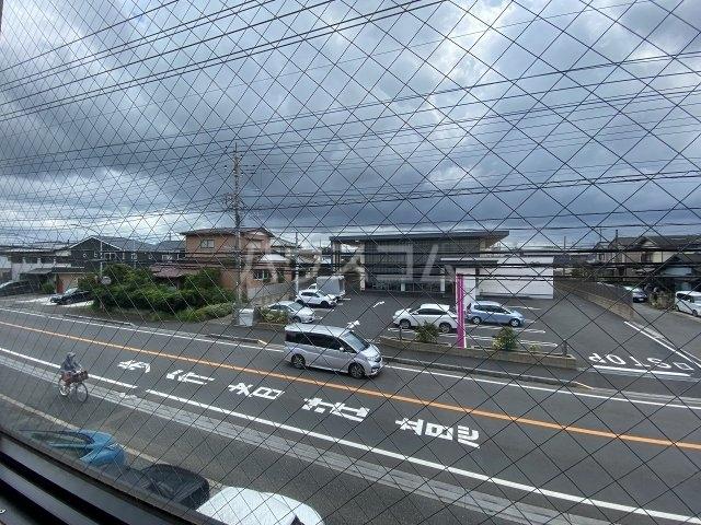 アメニティーハイム21 206号室のバルコニー