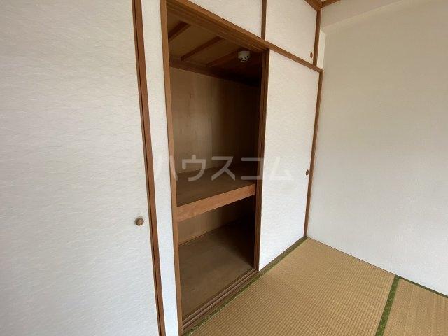 アメニティーハイム21 206号室の収納