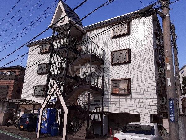 桜木ハイリビング弐番館外観写真