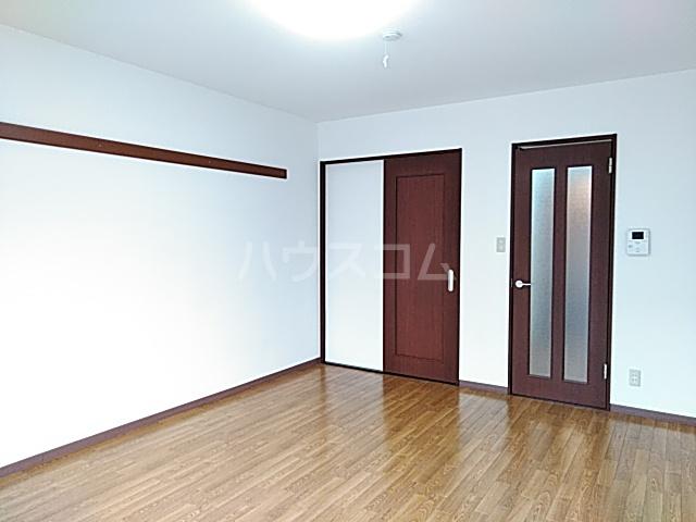 コートリー 102号室のベッドルーム