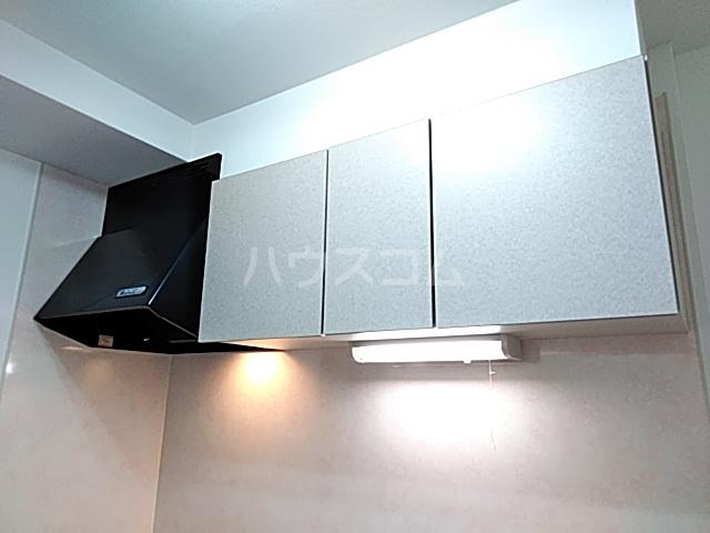 コートリー 102号室のキッチン