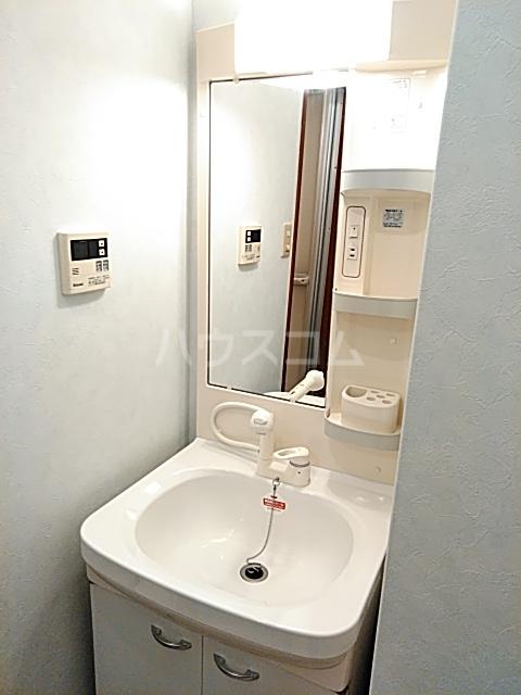 コートリー 102号室の洗面所
