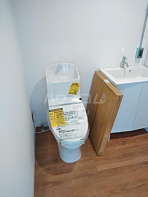 balance GLBのトイレ