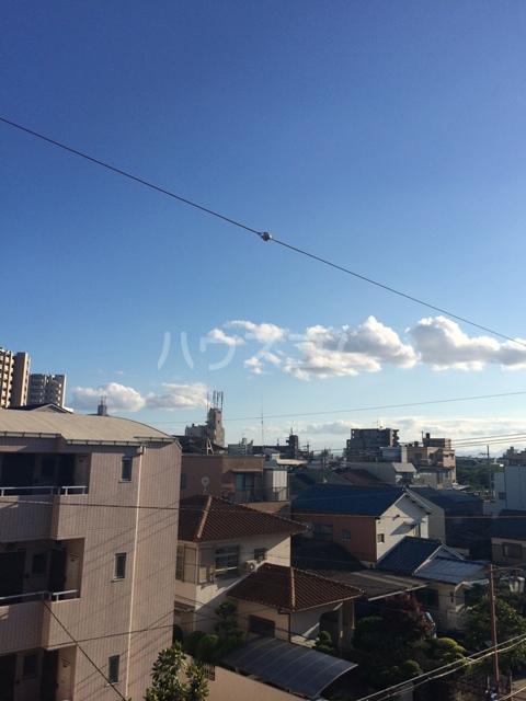 三鈴シティ 402号室の景色