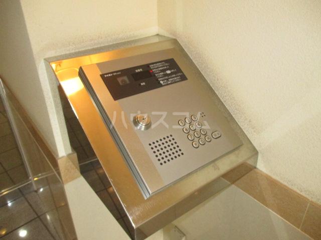 コンド千葉WEST 304号室のセキュリティ