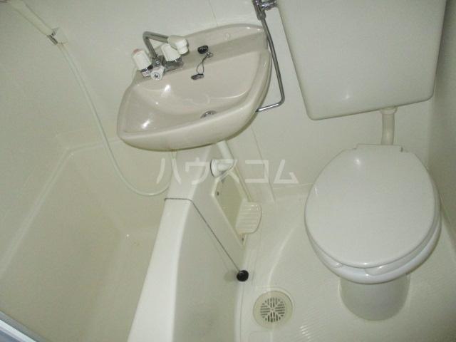 コンド千葉WEST 304号室の風呂