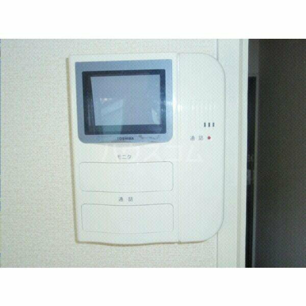 ガーデンハイツ八田 203号室のセキュリティ