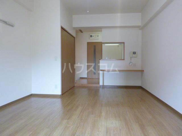 グランメール21 4-A号室のベッドルーム