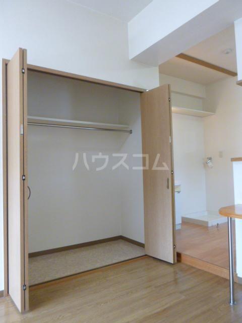 グランメール21 4-A号室の収納