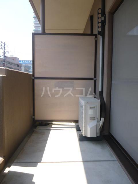 グランメール21 4-A号室のバルコニー