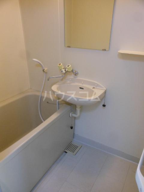 ヒルトップ・ヴィラ 103号室の洗面所