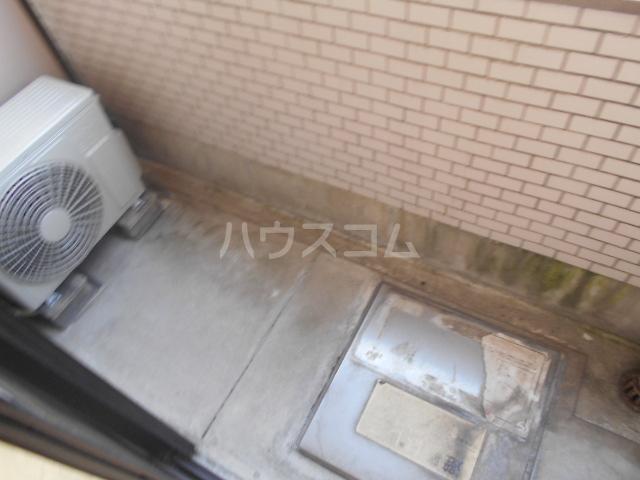 菱田ビル 403号室のバルコニー
