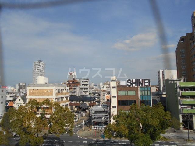 菱田ビル 403号室の景色