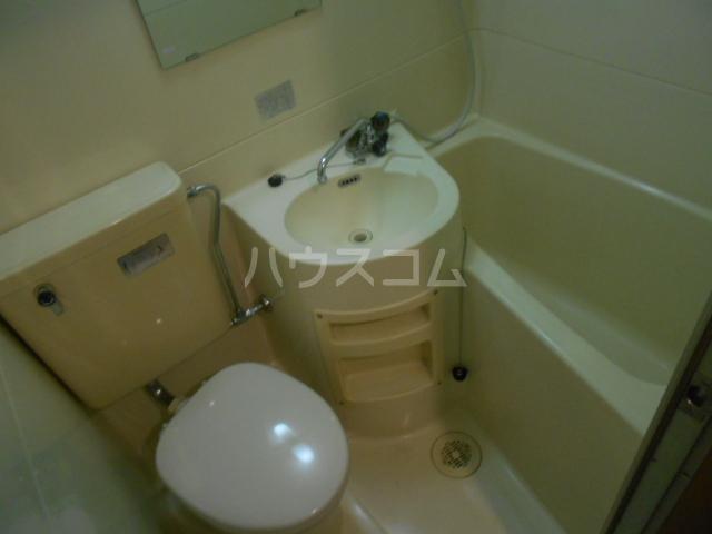 菱田ビル 403号室の風呂