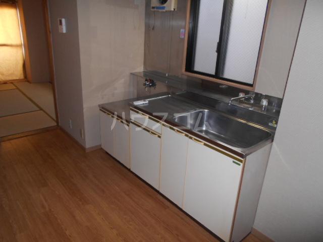 菱田ビル 403号室のキッチン