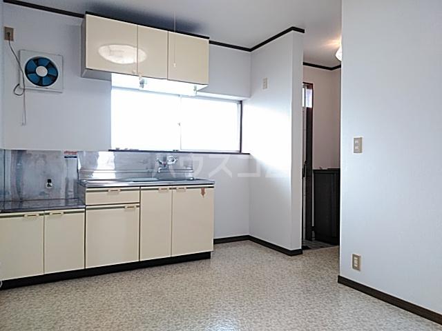 ホウルハウス神谷 B 202号室のキッチン