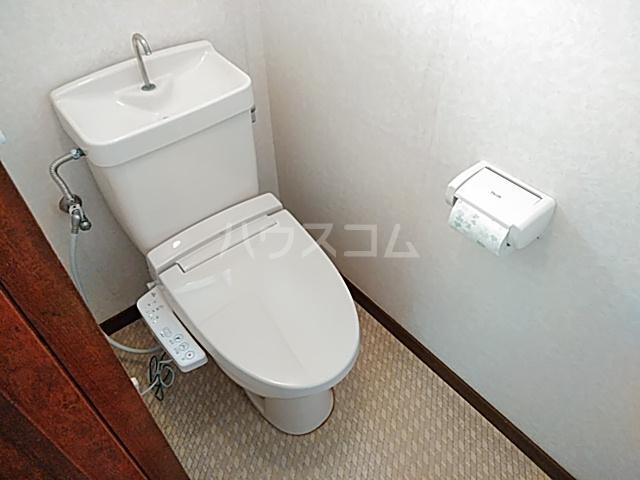 ホウルハウス神谷 B 202号室のトイレ