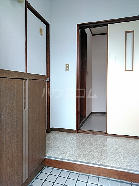 ホウルハウス神谷 B 202号室の玄関