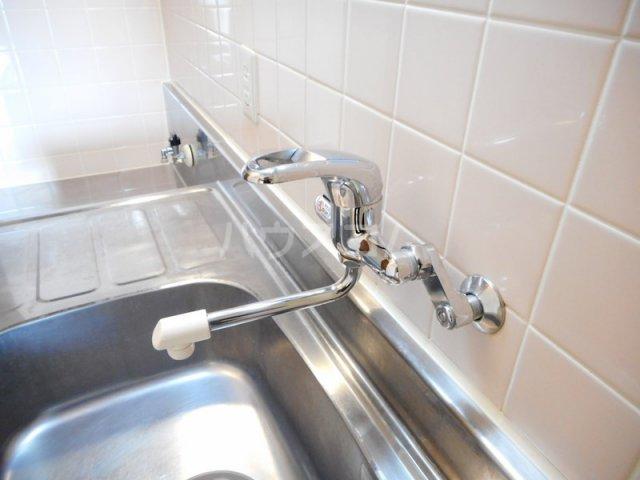 ユートピア マツバラ 401号室のキッチン