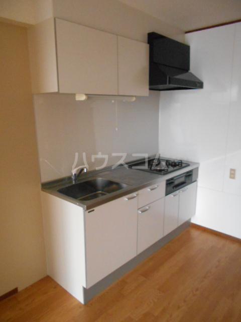 光陽ビル 405号室のキッチン
