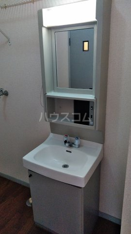 サンビレッジこいけA 201号室の洗面所