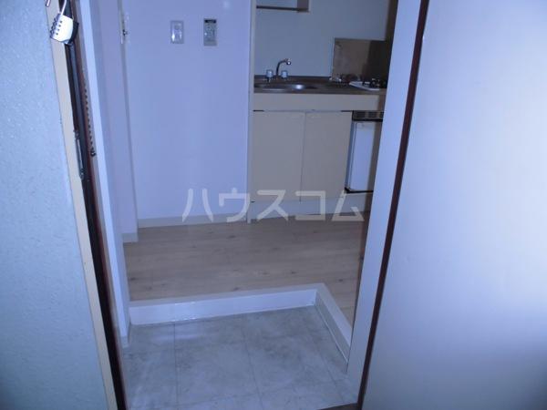 露橋ロイヤルハイツ I 2L号室の玄関