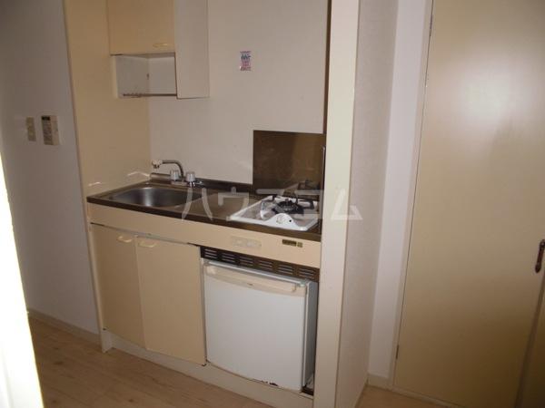 露橋ロイヤルハイツ I 2L号室のキッチン