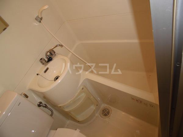 露橋ロイヤルハイツ I 2L号室の風呂