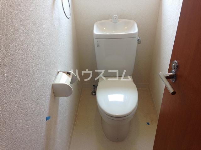 M'sパティオ 103号室のトイレ