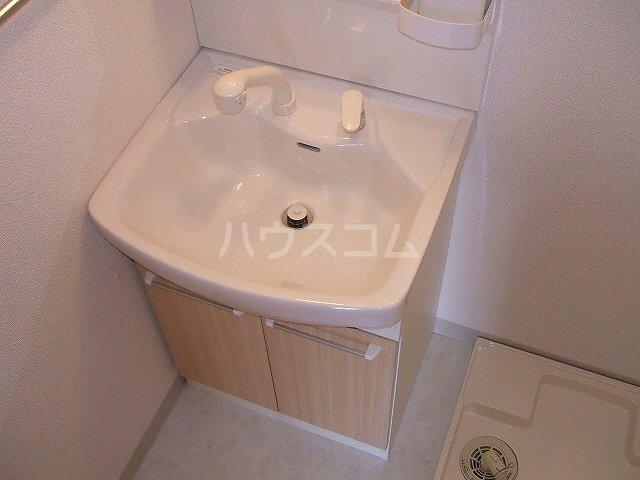 M'sパティオ 103号室の洗面所