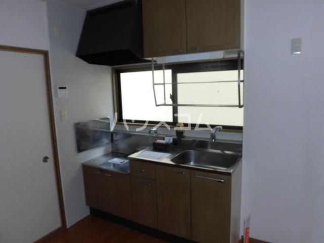 ハイムK.M 102号室のキッチン