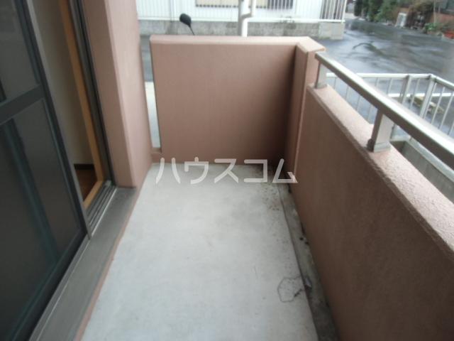 GX小垣江 305号室のバルコニー
