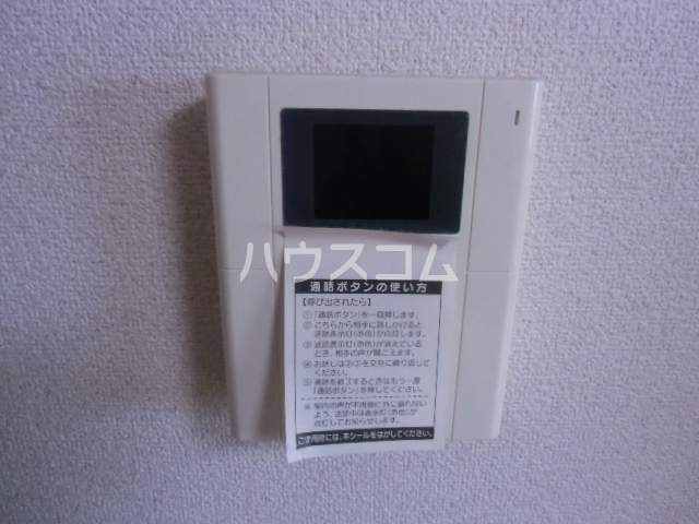GX小垣江 305号室のセキュリティ