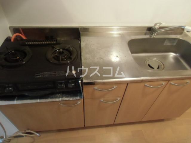 GX小垣江 305号室のキッチン