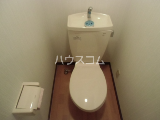 GX小垣江 305号室のトイレ