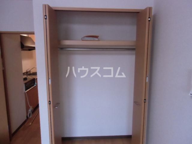 GX小垣江 305号室の収納