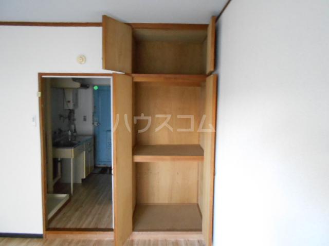 刈谷マンション 308号室の収納
