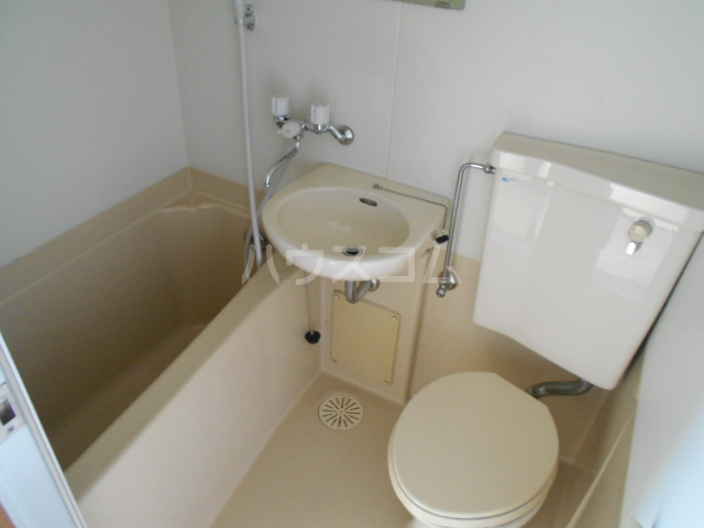刈谷マンション 407号室の風呂