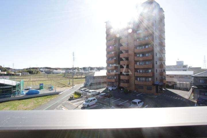 ヴィラ 03010号室の景色