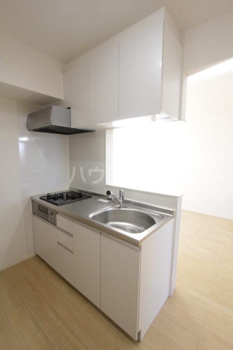 ヴィラ 03010号室のキッチン