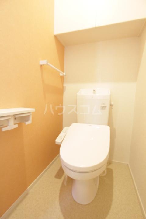 ヴィラ 03010号室のトイレ