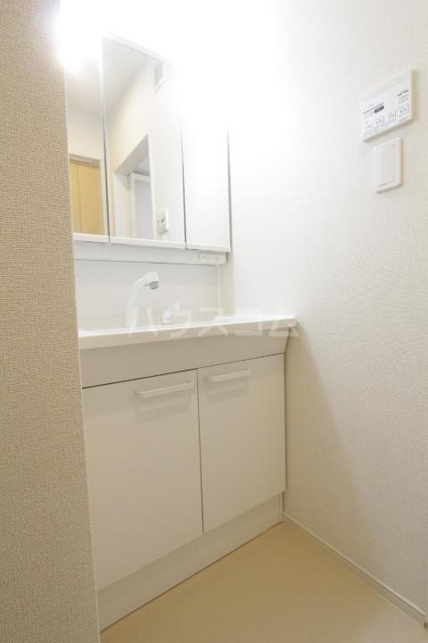 ヴィラ 03010号室の洗面所