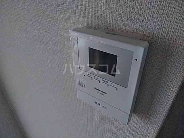 フラット1 201号室のセキュリティ