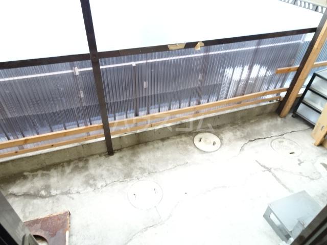 恒川様貸家の庭
