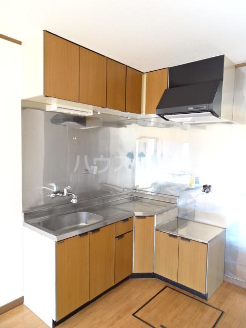 恒川様貸家のキッチン