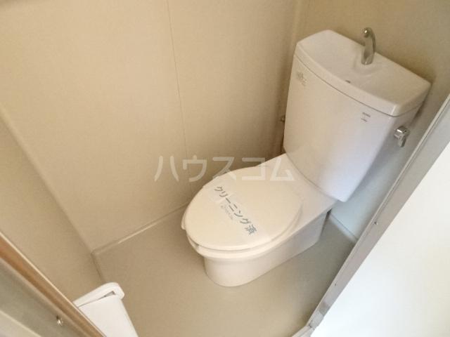 恒川様貸家のトイレ